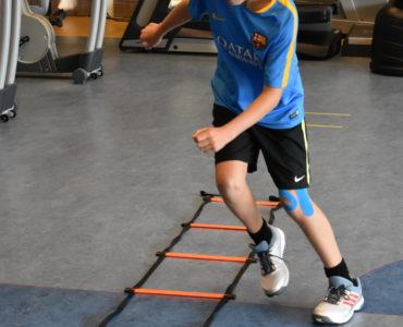 Kidsrun training 15 september