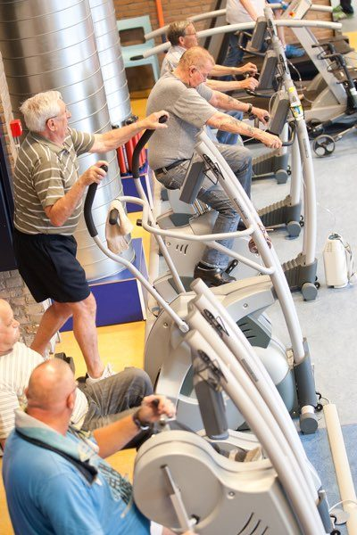 beweegprogramma's fysiotherapie