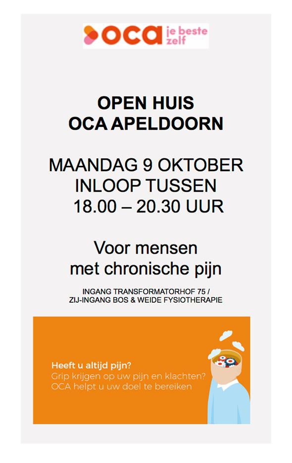 Open huis OCA Apeldoorn