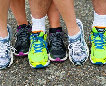 Schoenen runningtherapie